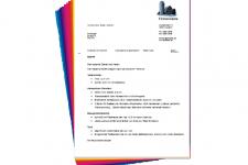 Word Briefvorlage nach DIN-Norm erstellen und speichern