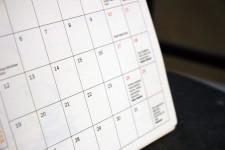 Arbeiten mit Outlook Kalender
