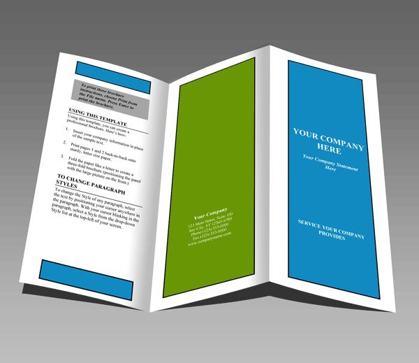 Großzügig Broschüre Vorlagen Wort Bilder - Entry Level Resume ...