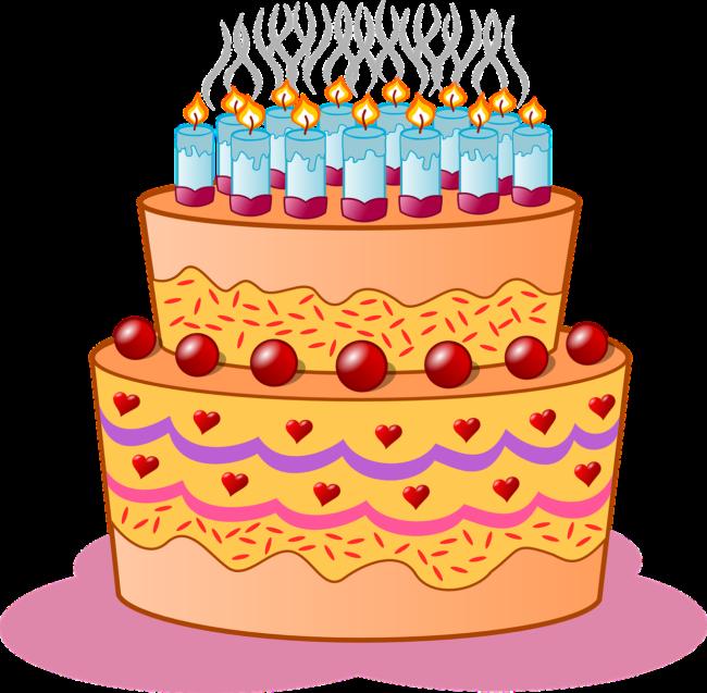 Torte Gelb