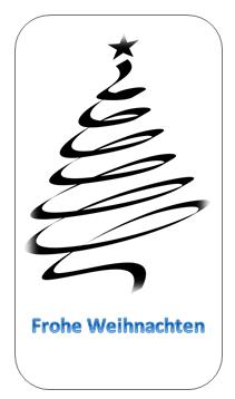 kostenlose weihnachtsvorlagen f r weihnachtsgeschenke. Black Bedroom Furniture Sets. Home Design Ideas