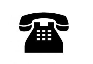 Bildresultat för symbol telefon