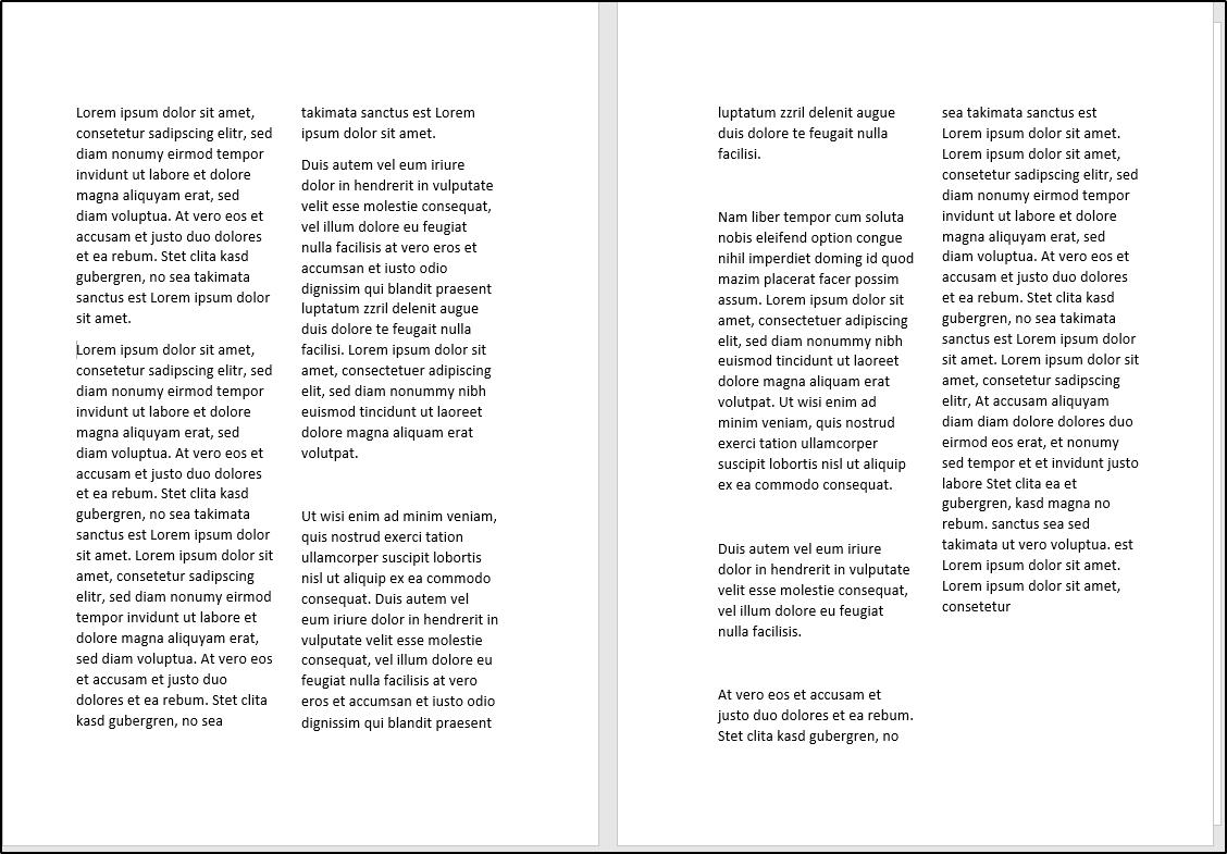 Ein Buch oder eine Broschüre mit Word erstellen - Office-Lernen.com