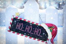 Kostenlose Weihnachtsgrußkarten
