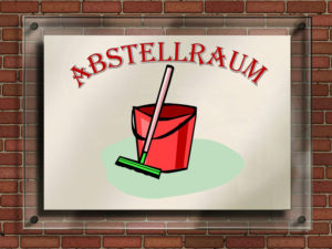 Abstellraum
