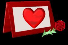Word: Kostenlose Valentinstagkarten zum Ausdrucken