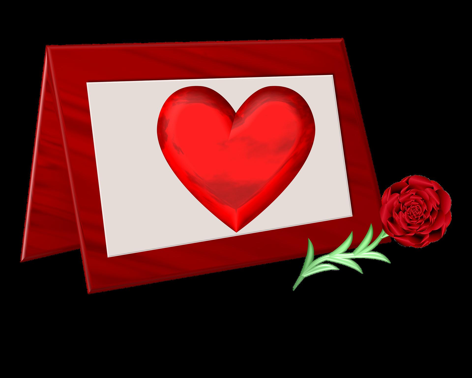 Word: Kostenlose Valentinstagkarten zum Ausdrucken - Office-Lernen.com