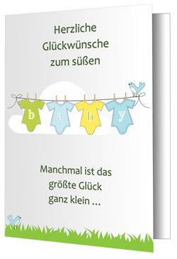 Baby-Grußkarte-süß
