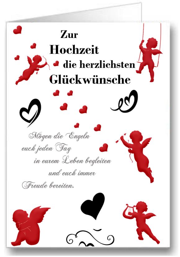 Hochzeit kollegen glückwunschkarte spruch Hochzeitsglückwünsche für