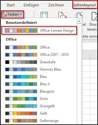 Design Benutzerdefiniert