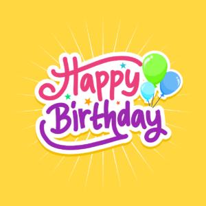 Word: Einladungskarten zum Geburtstag für Kinder