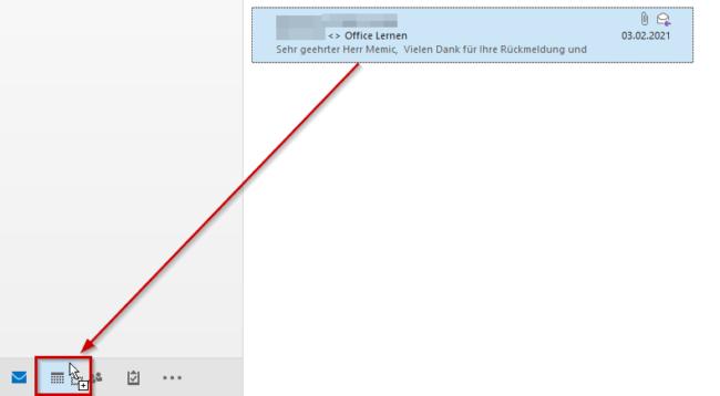Email ziehen