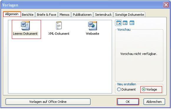Word Briefvorlage Nach Din Norm Erstellen Und Speichern Office
