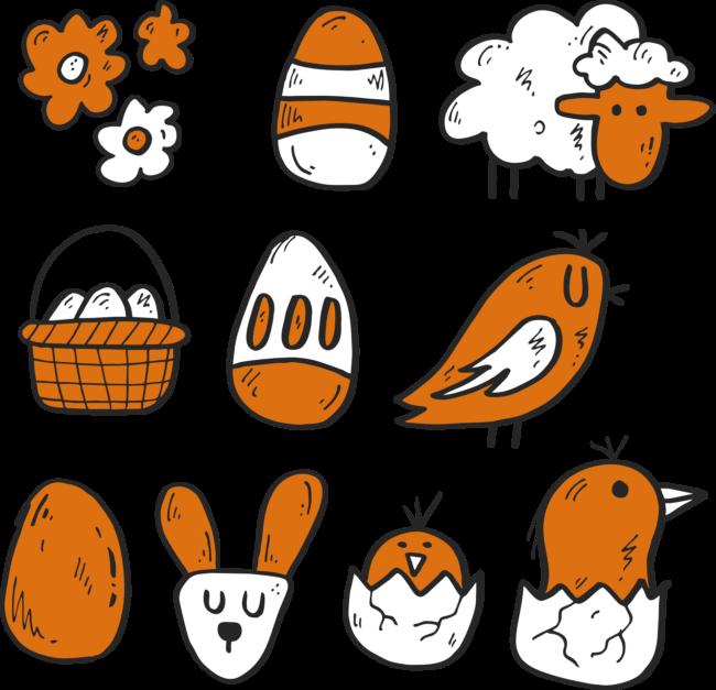 Ostern Set 1