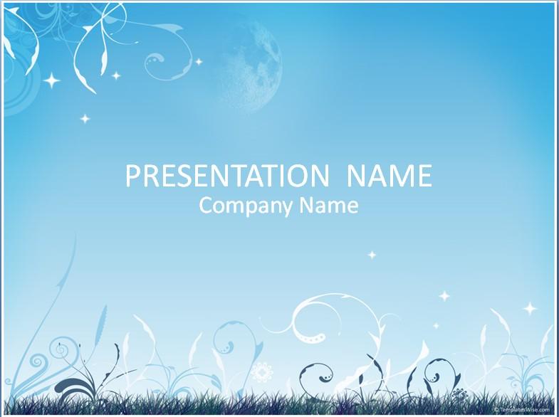 Powerpoint präsentationsvorlagen